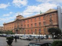 The Palazzo del Governo in Taranto