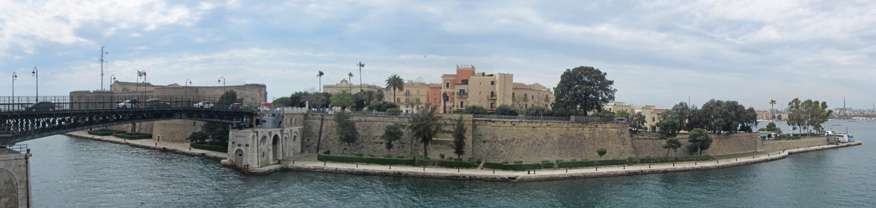 Old Town Panorama