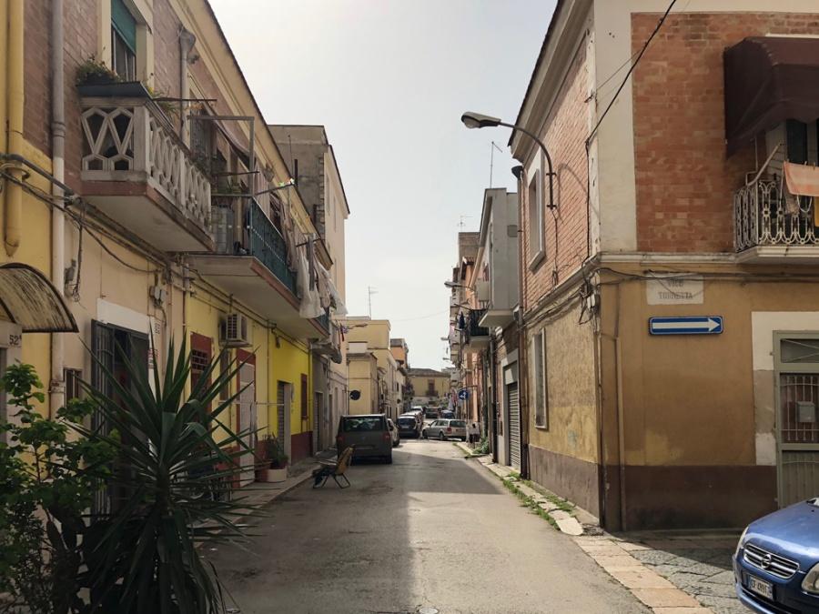 Via Graticola, Foggia