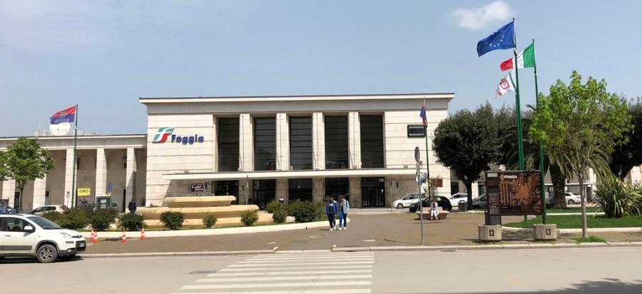Foggia Railway Station